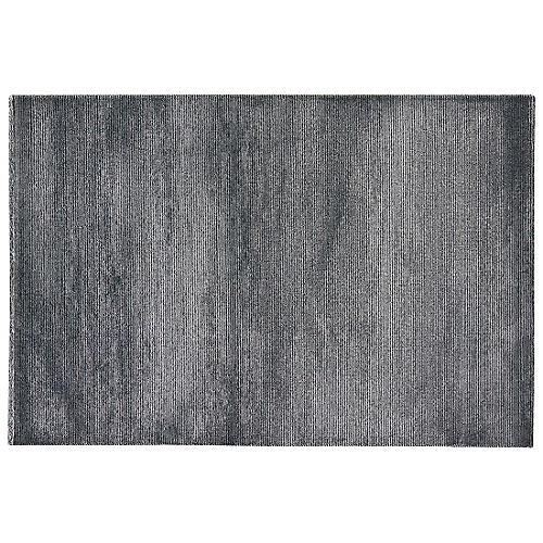 Yucan Rug, Gray/Silver