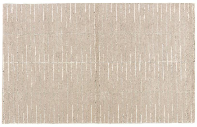 Gayle Rug, Silver Birch