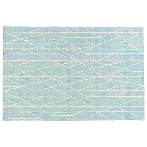 Cotterwood Rug, Mineral Blue