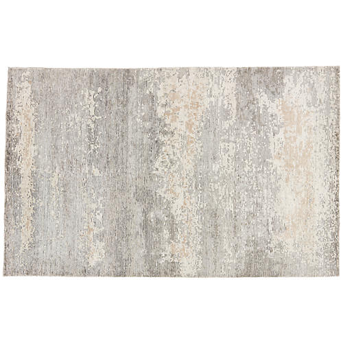 Chapelton Rug, Pewter/Light Gray
