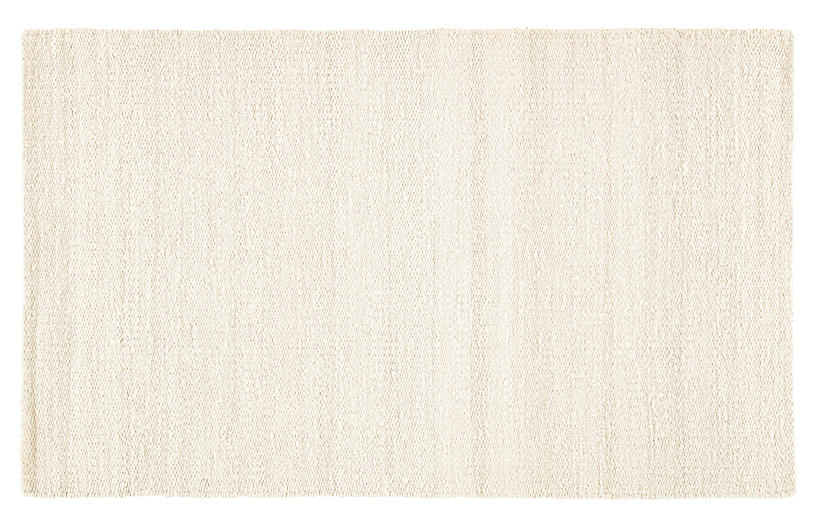 Ishan Jute Rug White One Kings Lane