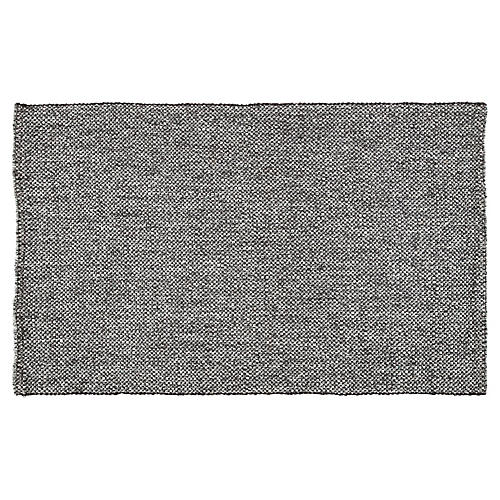 Furfuri Rug, Black/Gray