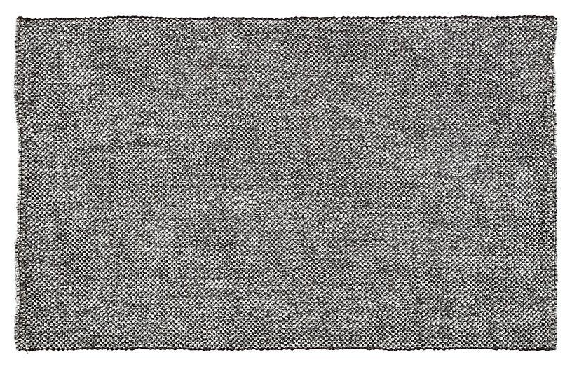 Furfuri Rug, Black/Gray