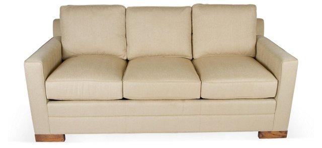 Herringbone Sleeper Sofa