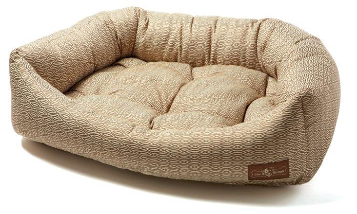 Hula Chocolate Napper Bed
