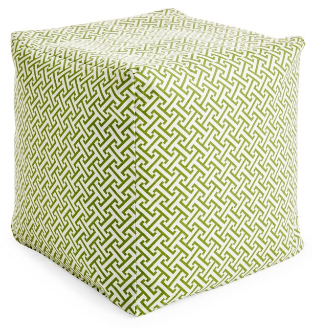 Molly Pouf, Green
