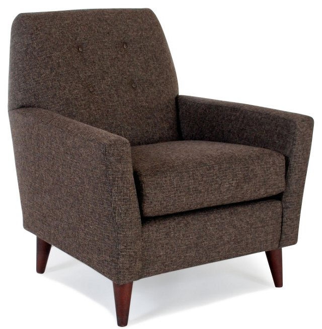 Shelby Chair, Espresso