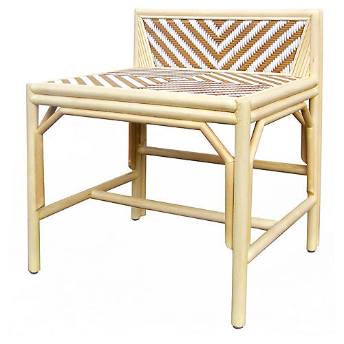 Lucia Mod Side Table, Natural