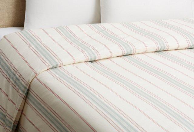 Minotte Stripe Duvet, Multi