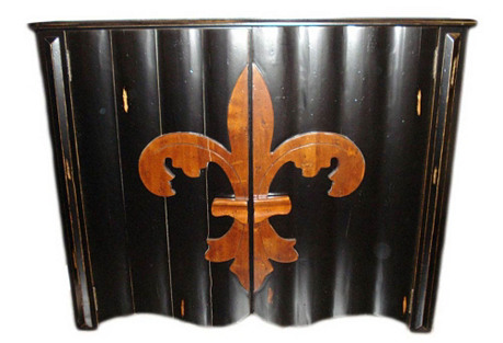 Big Easy Console Cabinet