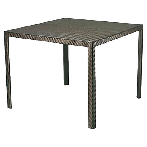 Soho Bar Table, Bronze