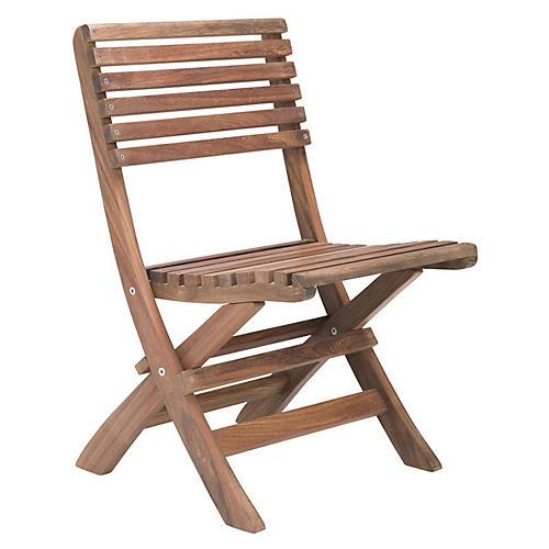 Miramar Side Chair, Natural