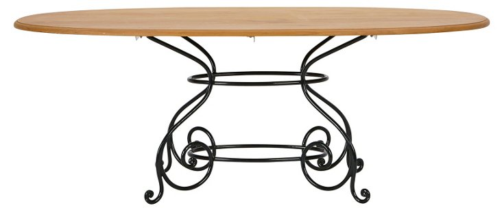 DNU, Dis Classic Oval Vienna Table