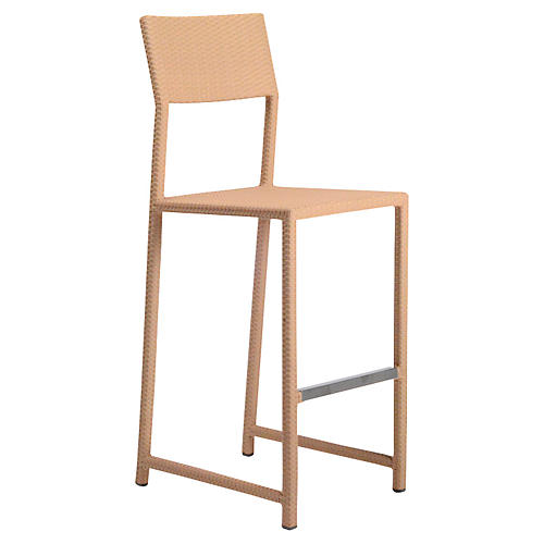 Cremona Barstool, Light Natural