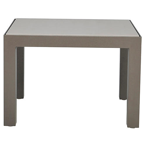 Versa Coffee Table, Gray/White