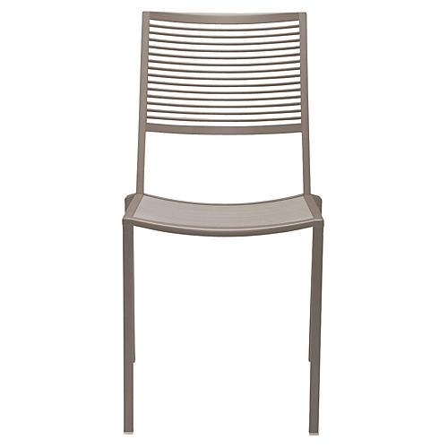 Easy Side Chair, Mercury