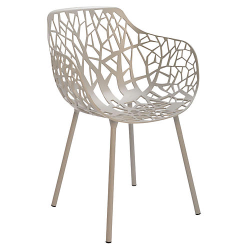 Forest Armchair, Beige