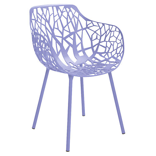 Forest Armchair, Lilac