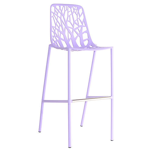 Forest Barstool, Lilac