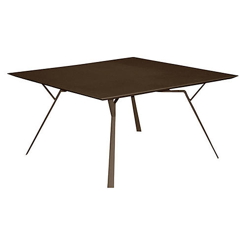 Radice Dining Table, Espresso