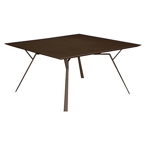 Radice Dining Table, Espresso