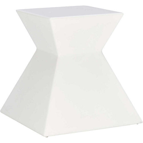 Ditto Side Table, White