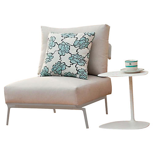 Candido Accent Chair, Gray