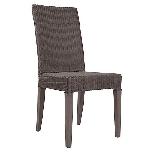 Edward Side Chair, Greige