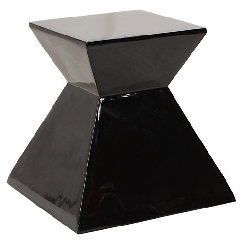 Ditto Side Table, Black