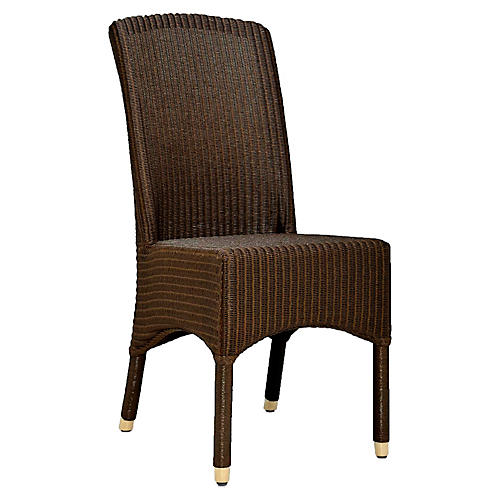 Sophia Side Chair, Truffle
