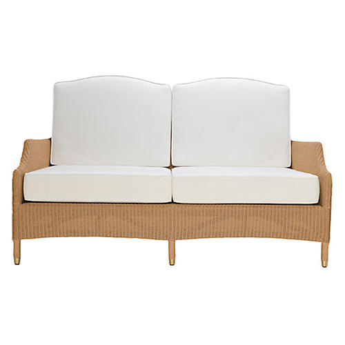 Francis Loveseat, Natural