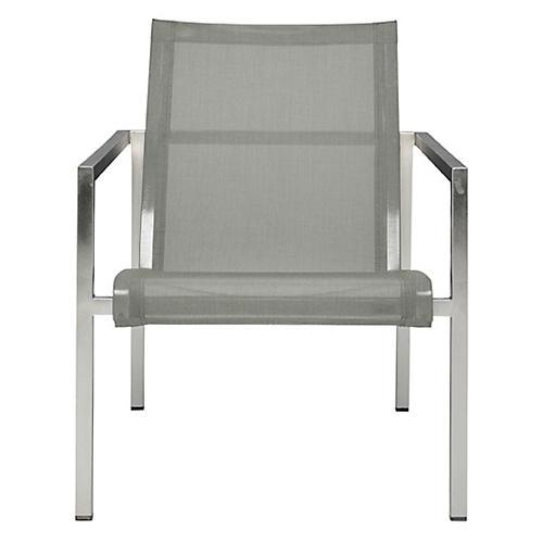 Natal Club Chair, Quartz