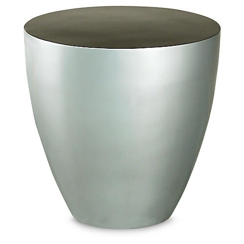 Nelly Stool, Silvery