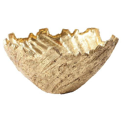 """23"""" Arbor Bowl, Gold"""