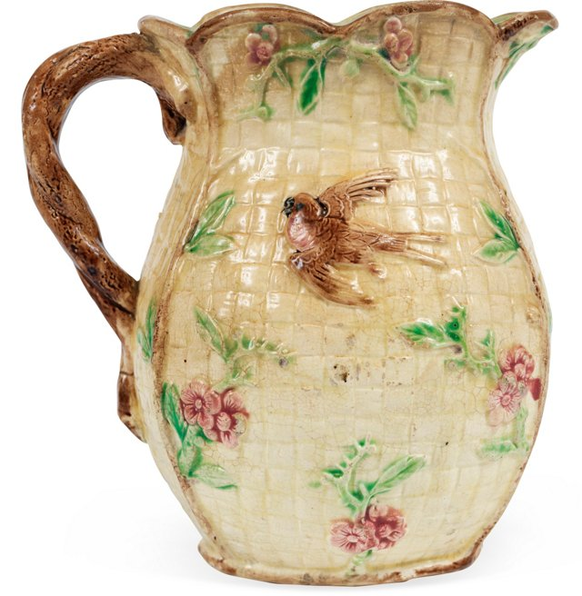 Late-Victorian Pitcher