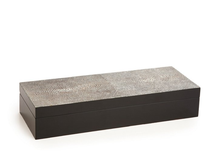 Lacquer Box, Shagreen