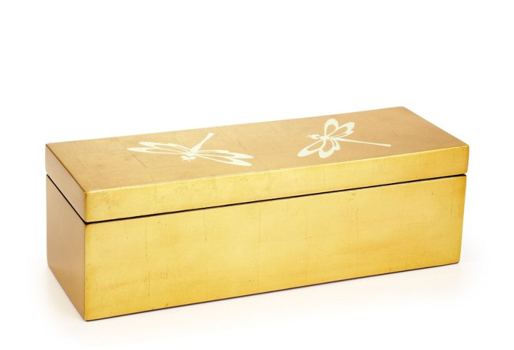 Lacquer Box, Dragonflies