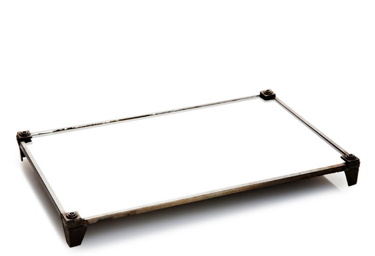 5x8 Mirrored Tray