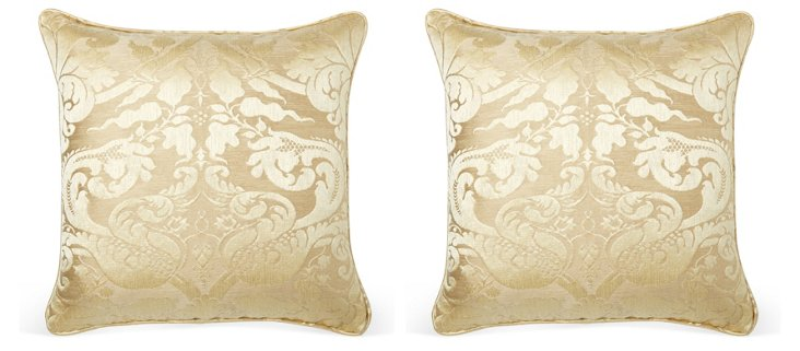 Mathew Pillow, Pair