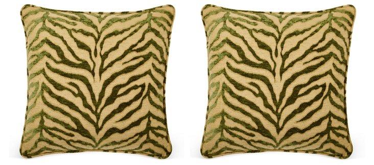 Percy Pillow, Pair