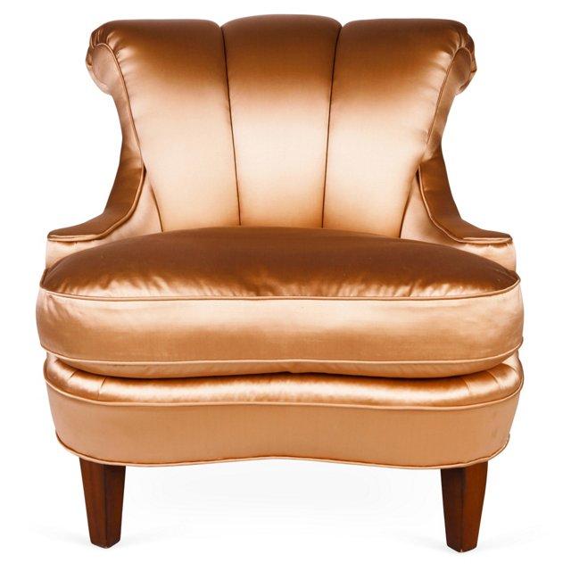 Sandra Slipper Chair
