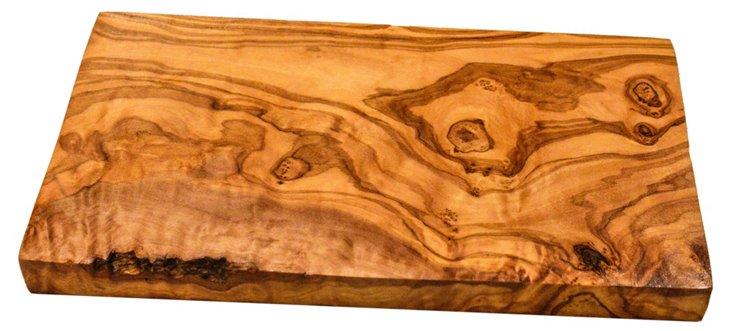 Rectangle Olivewood Board, Large