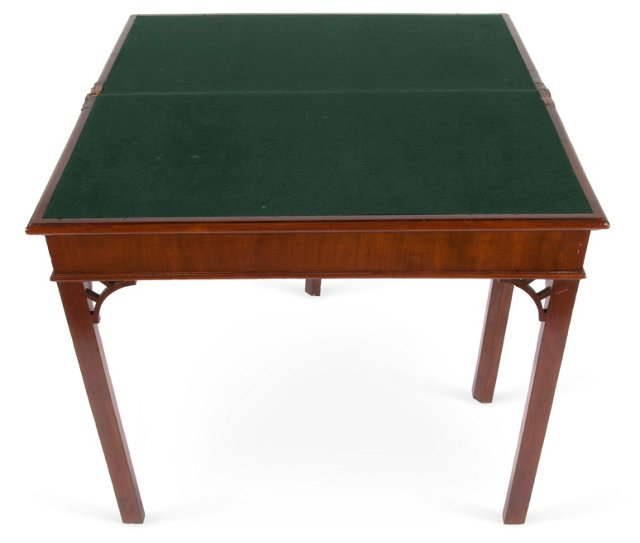 Antique Georgian Games Table I