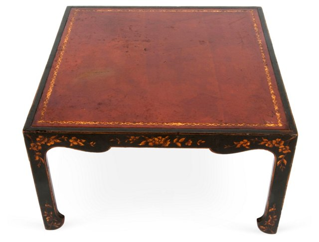 English Painted Coffee Table II