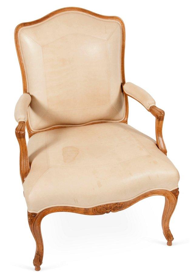 J. Robert Scott French Armchair