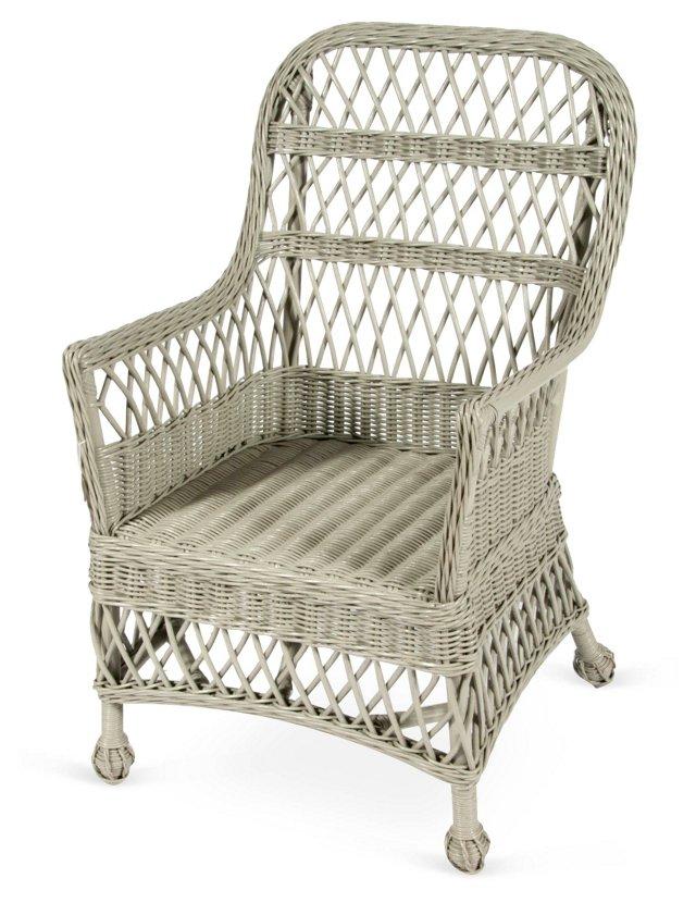 Mainly Baskets Vineyard Lemonade Chair