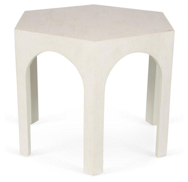 Baker Hexagonal Tangier Table