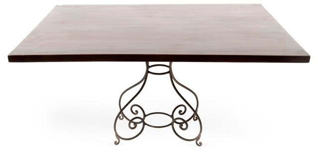 Bistro-Style Table