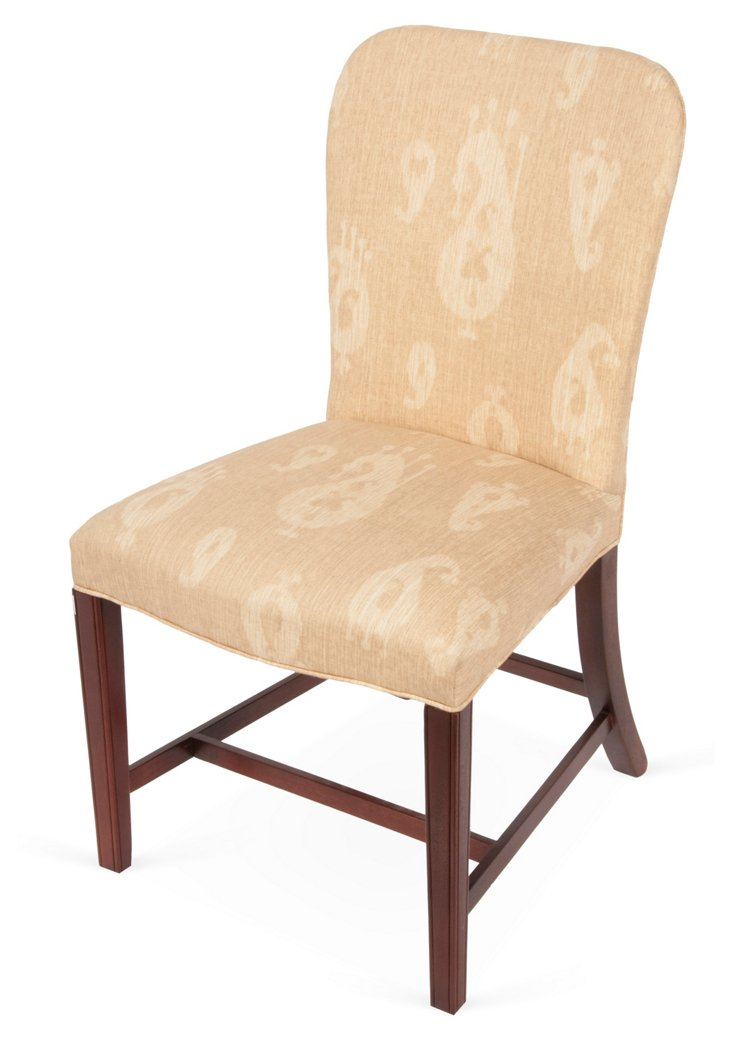 Hickory Chair Chippendale Pattern Chair