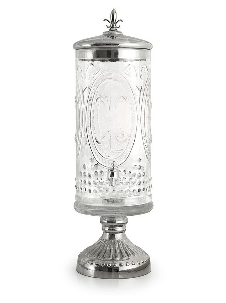 Palace Glass Beverage Dispenser